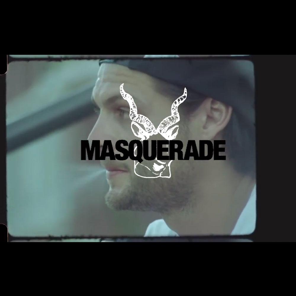 【海外・INFO】RYAN TOWNLEY : MASQUERADE