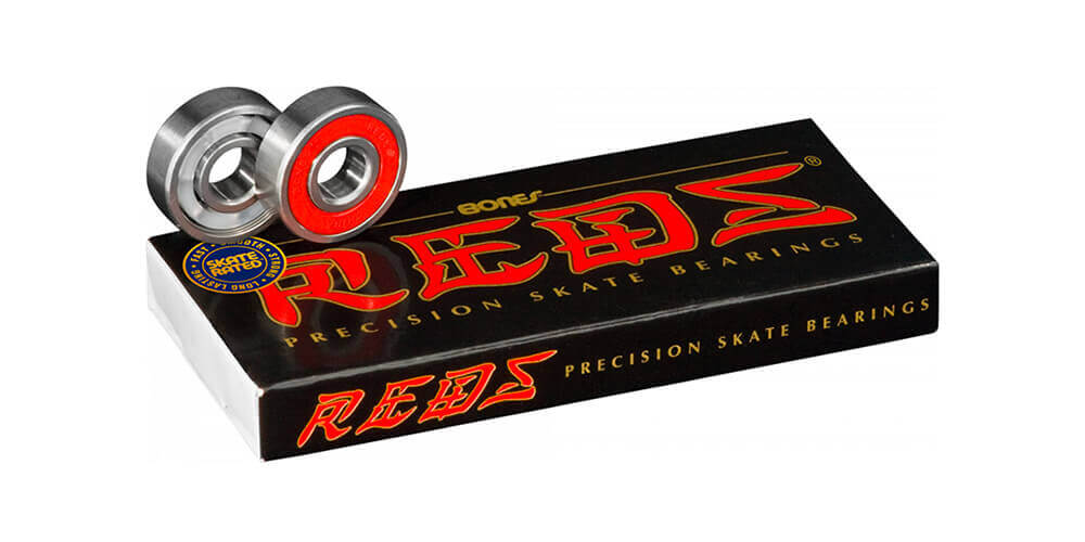 bones bearing(ボーンズ ベアリング)reds(レッズ)