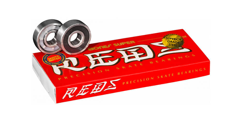 bones bearing(ボーンズ ベアリング)super reds(スーパー レッズ)