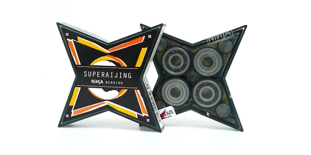 ninja bearing(ニンジャ ベアリング)super raijing(スーパ雷神)