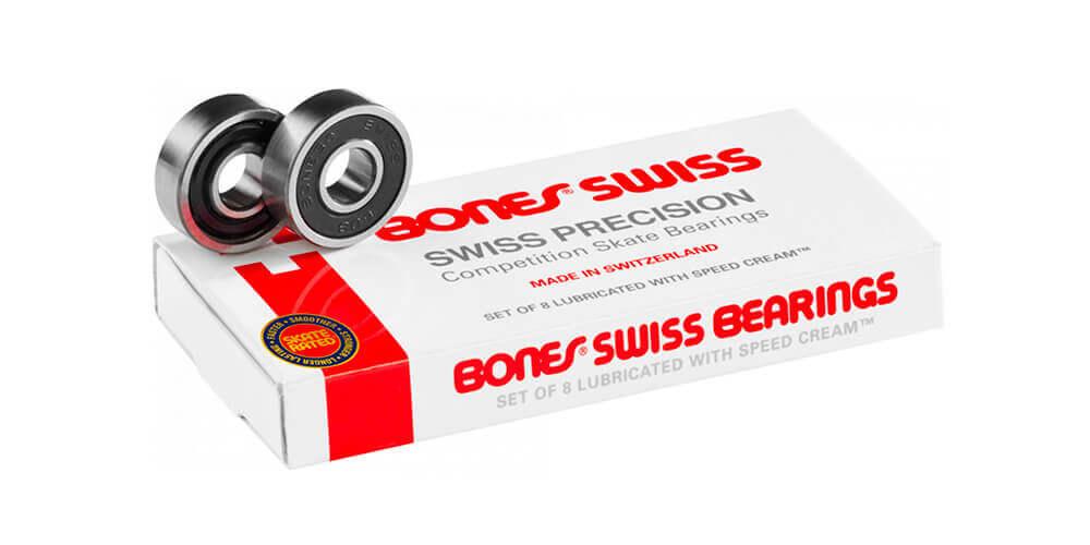 bones bearing(ボーンズ ベアリング)swiss(スイス)