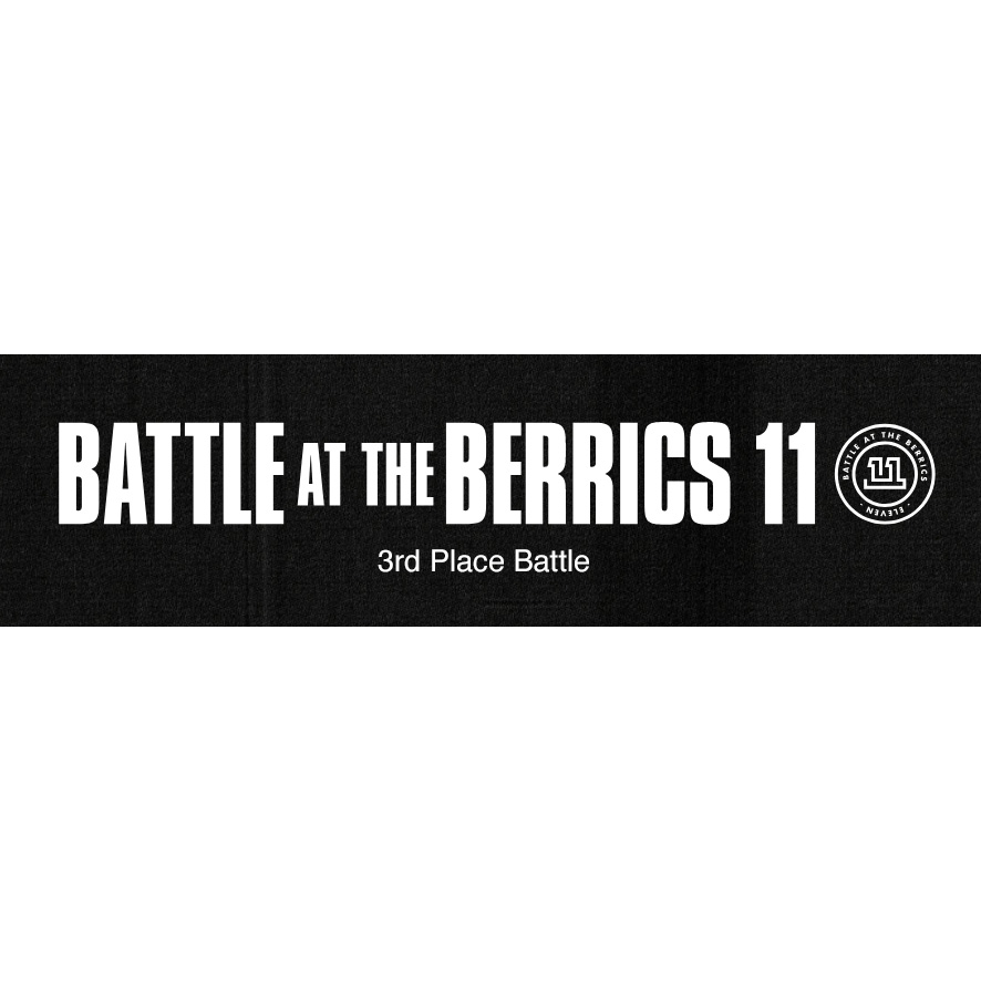 【海外・INFO】BATB 11 : 3RD PLACE BATTLE – TOM ASTA vs SEWA KROETKOV