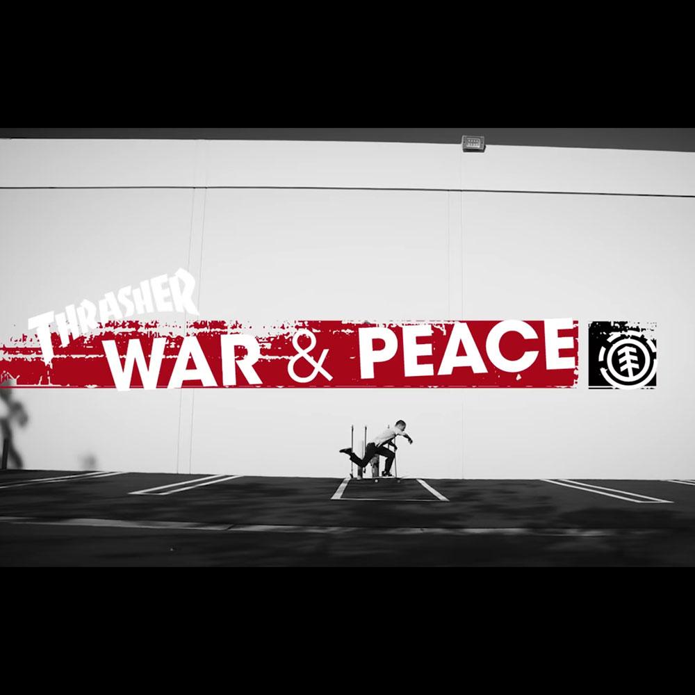 【海外・INFO】MASON SILVA : WAR & PEACE