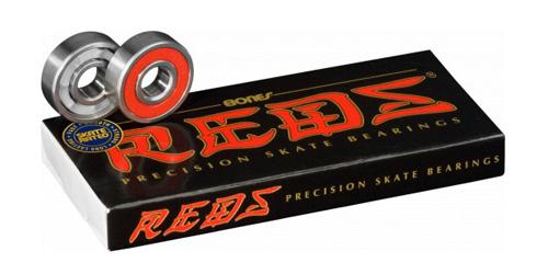 BONES BEARING REDS
