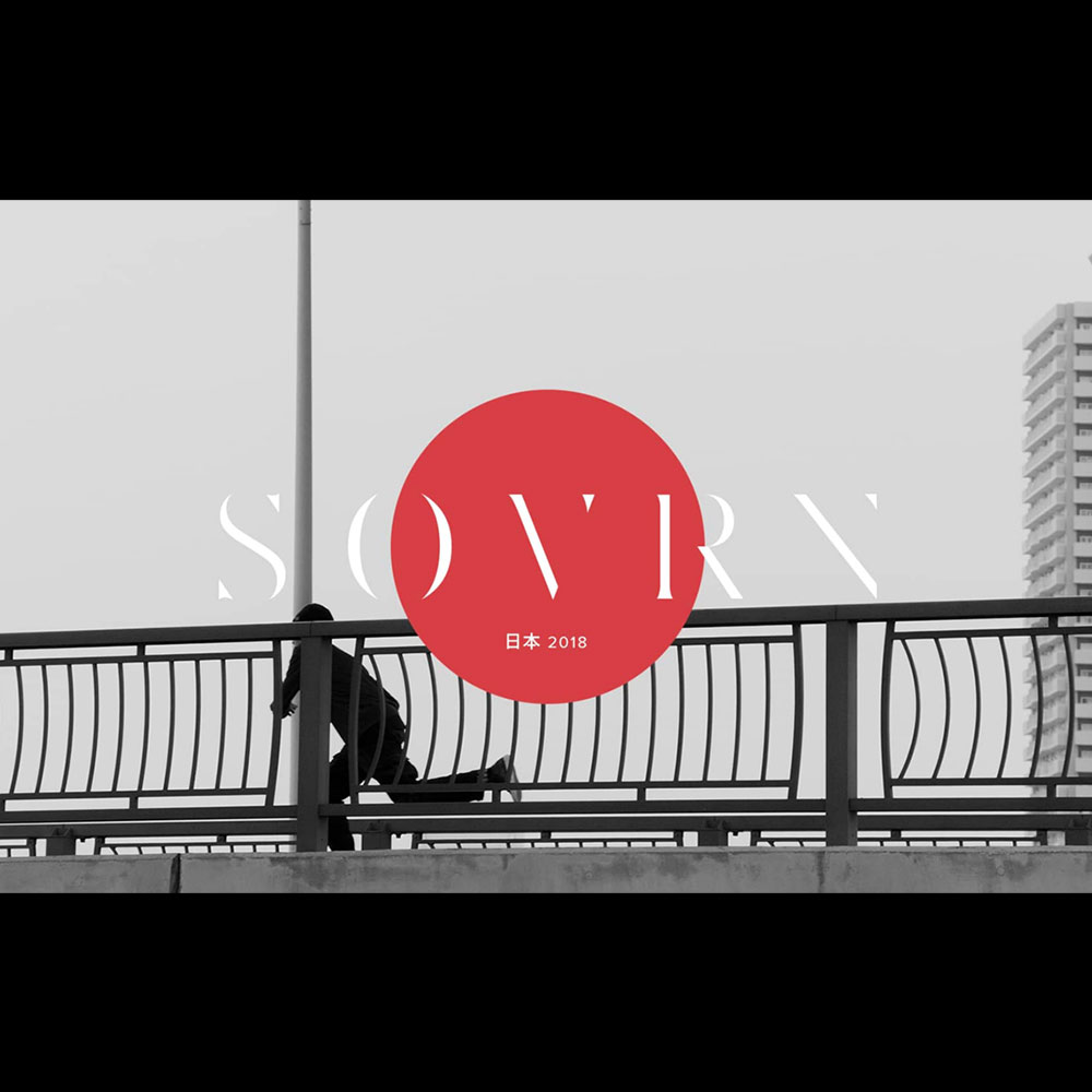 【海外・INFO】SOVRN : 日本 2018・ツアー映像