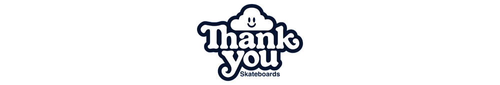THANK YOU SKATEBOARDS, サンキュー スケートボード, LOGO