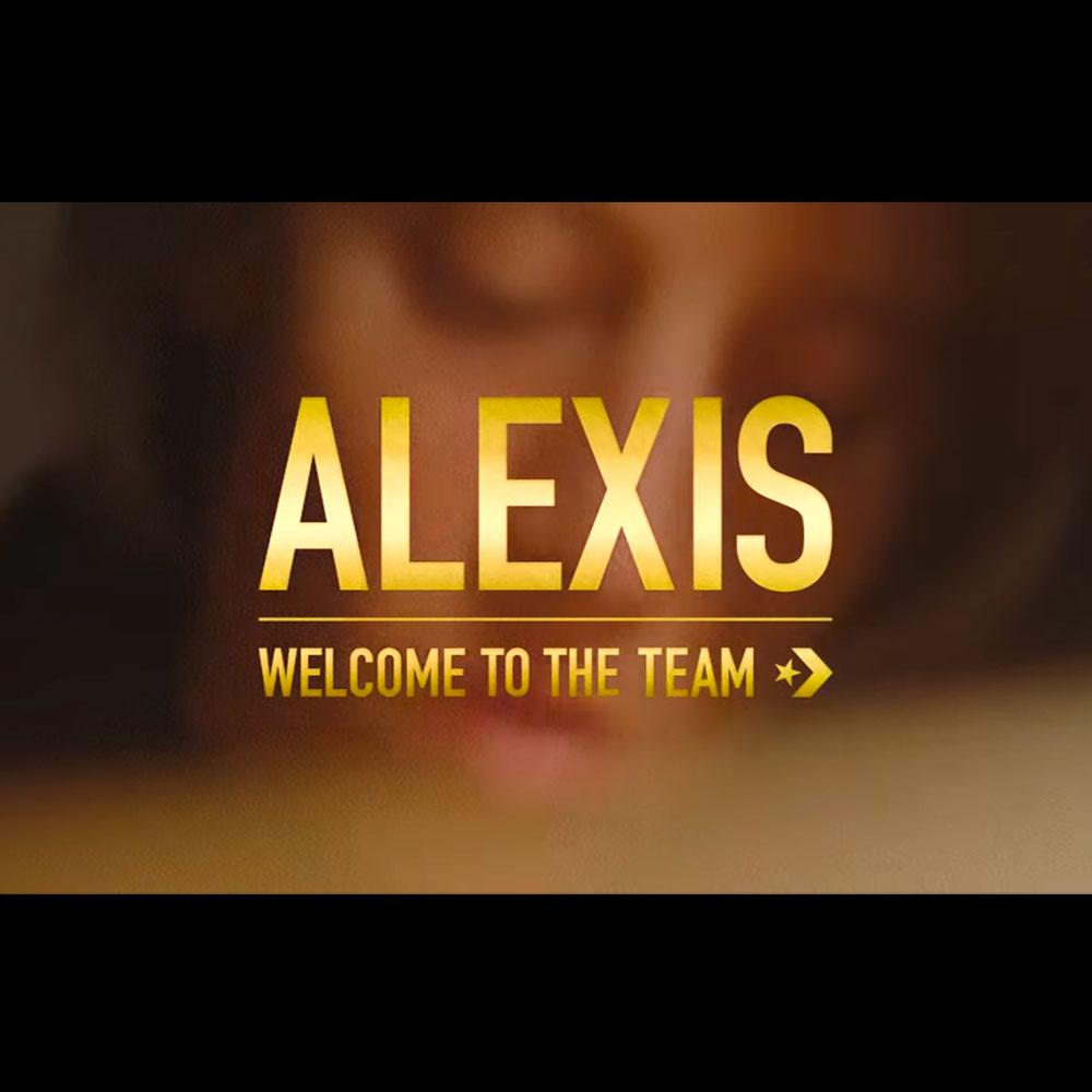 CONVERSE (コンバース) : WELCOME ALEXIS SABLONE