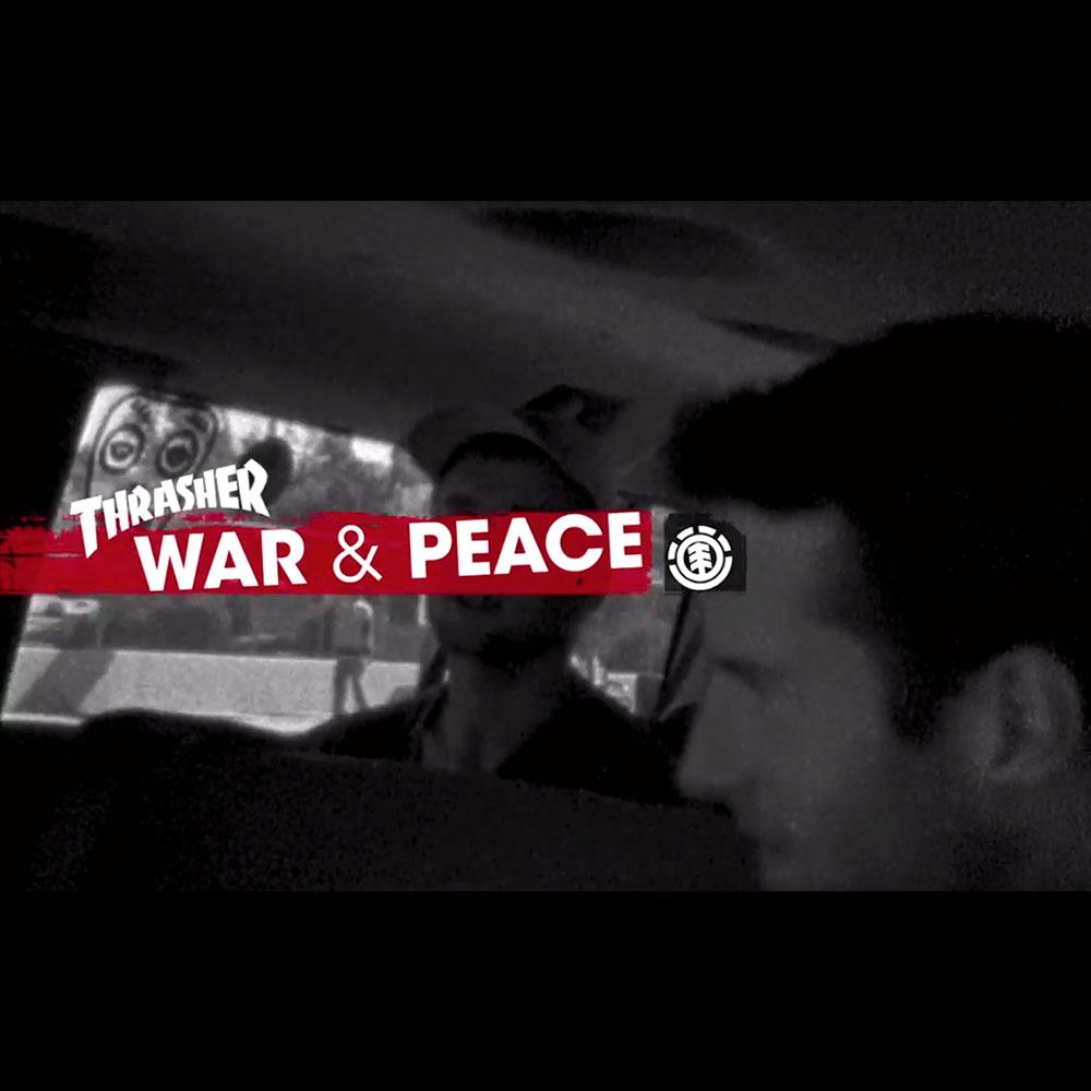 COOKIE : WAR & PEACE