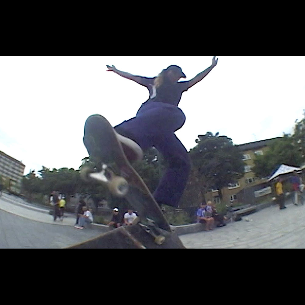 THE SKATE WITCHES – PORTAL TO MALMO