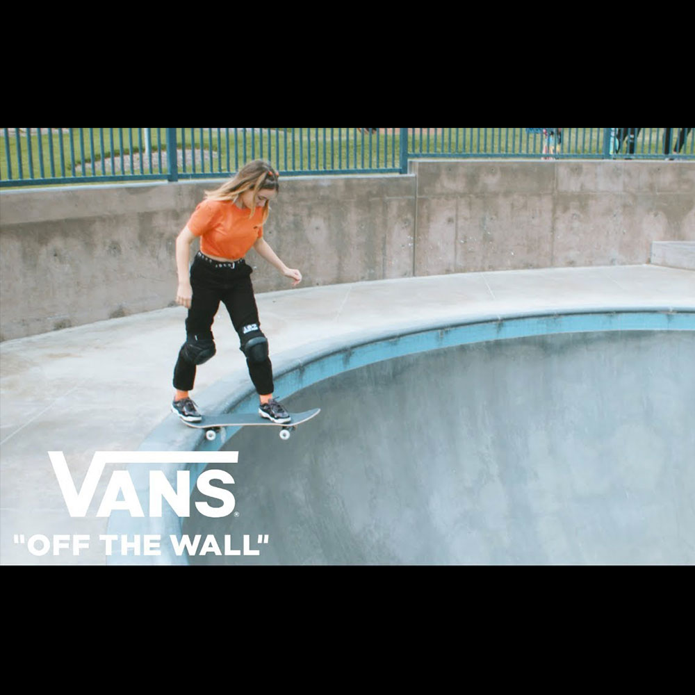 VANS : VANGUARDS – STYLE, CREATIVITY AND SKATEBOARDING THEIR OWN WAY