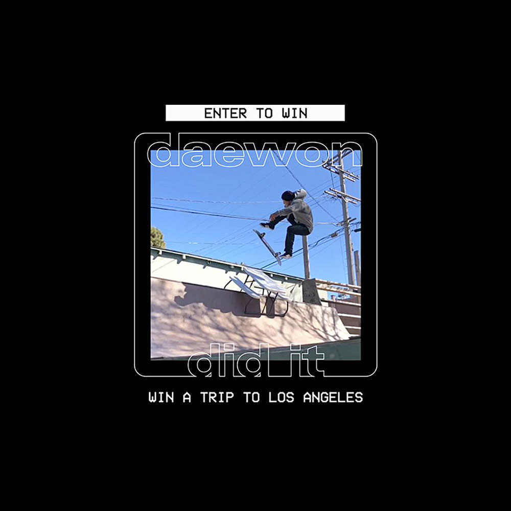 DAEWON SONG : DIDIT CONTEST