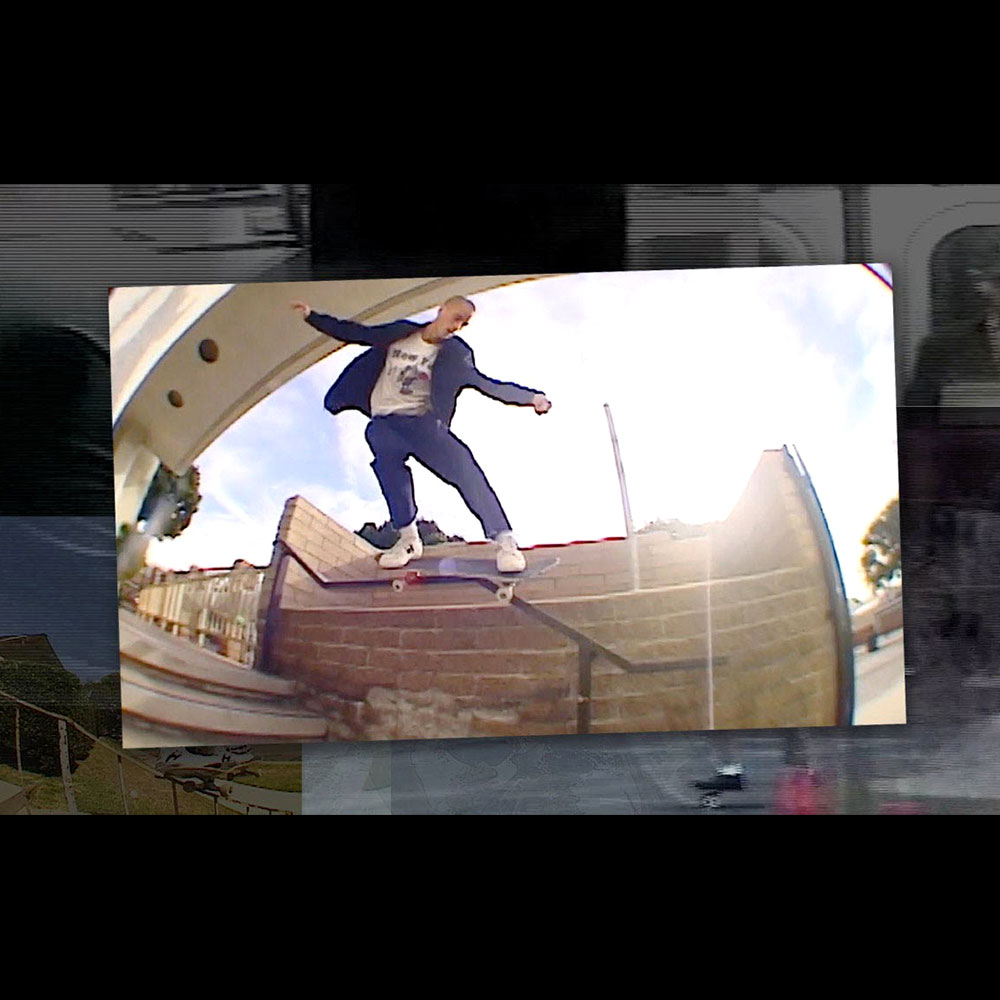 VENTURE TRUCKS (ベンチャートラック) : JUSTIN DRYSEN