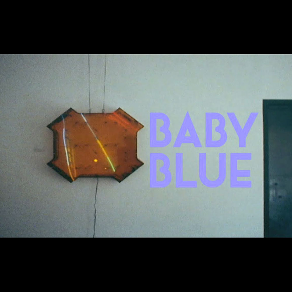 BLUE TILE LOUNGE : BABY BLUE