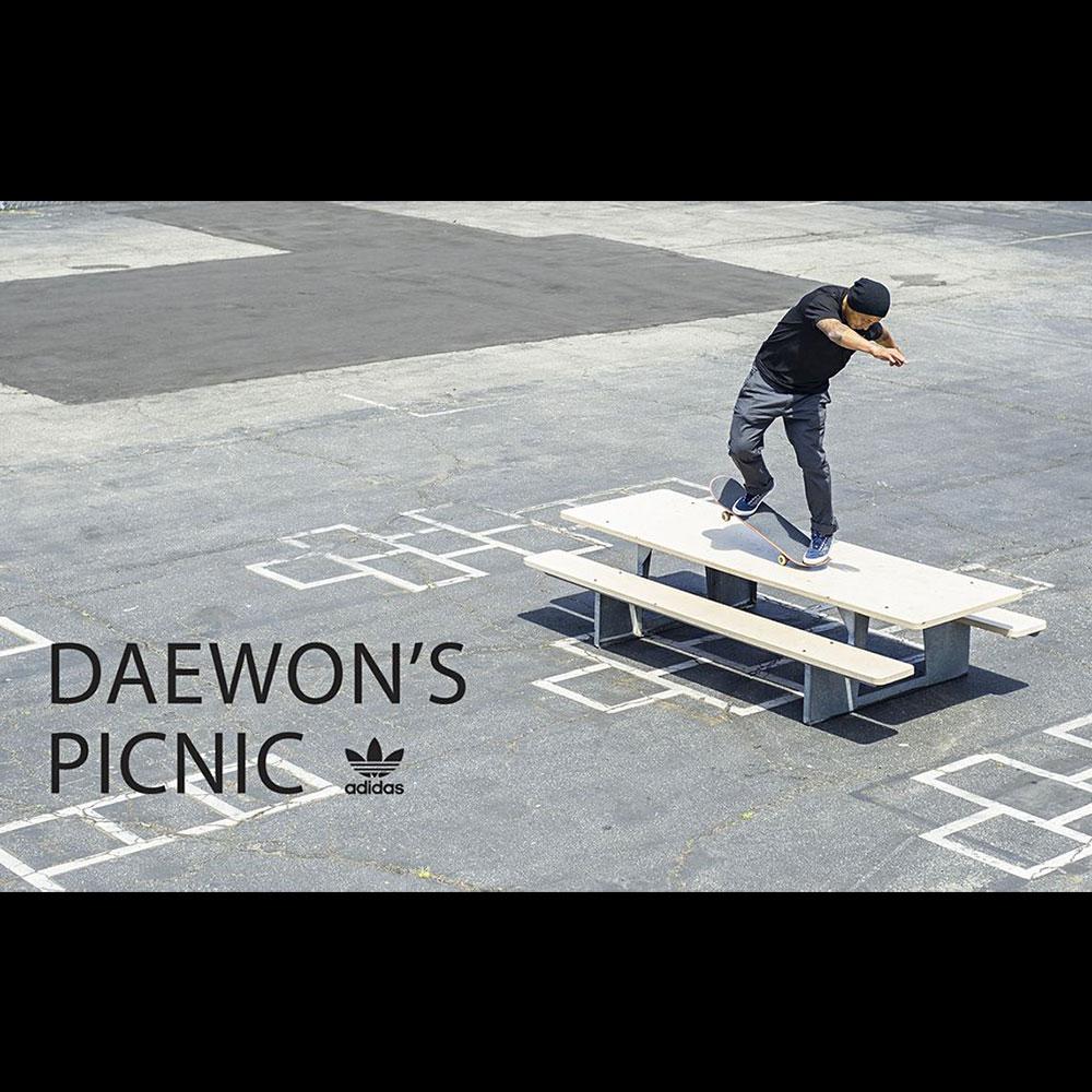 DAEWON SONG : DAEWON'S PICNIC VIDEO