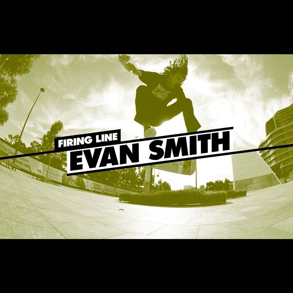 FIRING LINE : EVAN SMITH