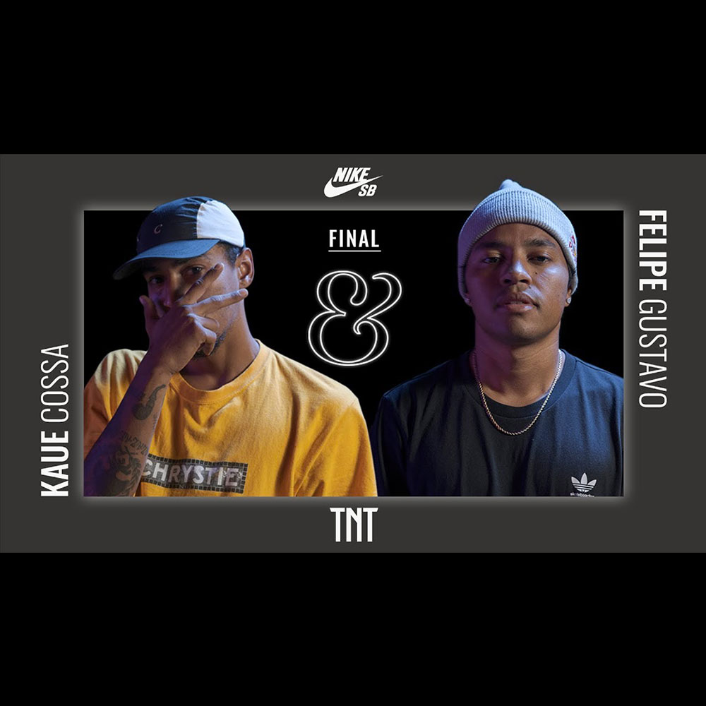 SLIDES & GRINDS 3 : FINAL – KAUE COSSA vs FELIPE GUSTAVO