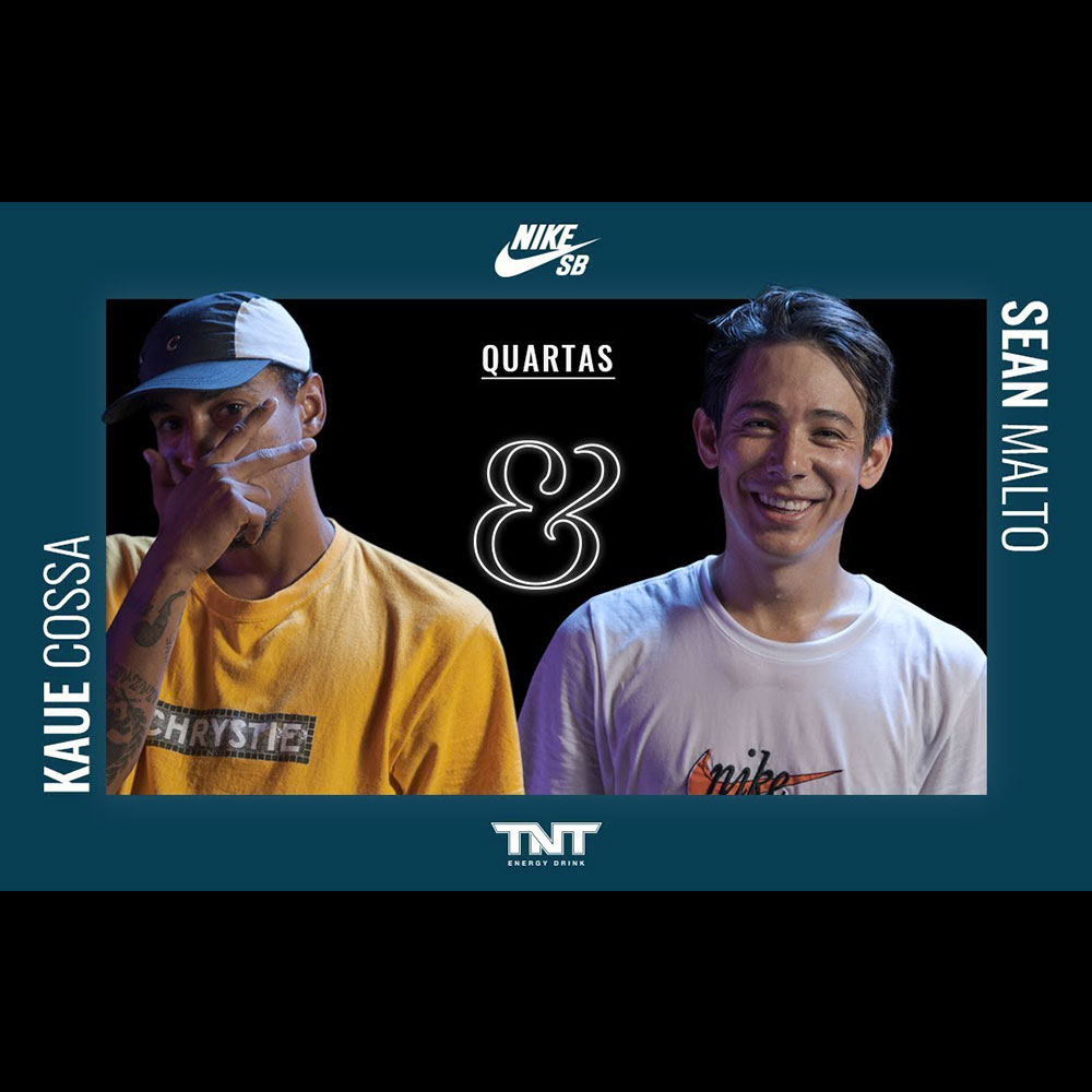 SLIDES & GRINDS 3 : SEAN MALTO vs KAUE COSSA