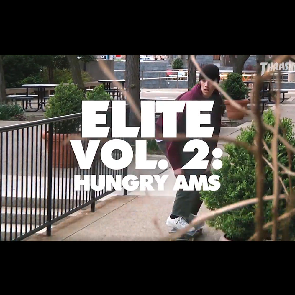 OJ WHEELS (オージェー ウィール) : ELITE VOL.2 – HUNGRY AMS
