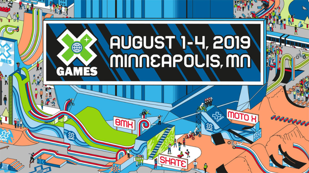 X GAMES 2019 MINNEAPOLIS
