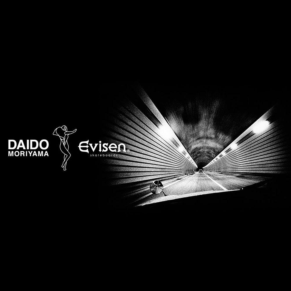 EVISEN SKATEBOARDS (エビセン スケートボード) : DAIDO