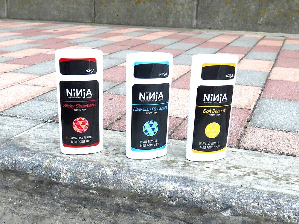 NINJA (ニンジャ) スケートワックス