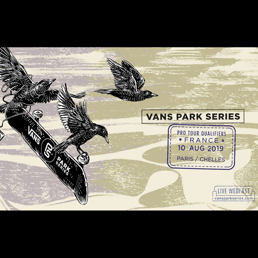 VANS PARK SERIES 2019 : PARIS, FRANCE – 決勝ハイライト映像・10歳の開 心那が初優勝!