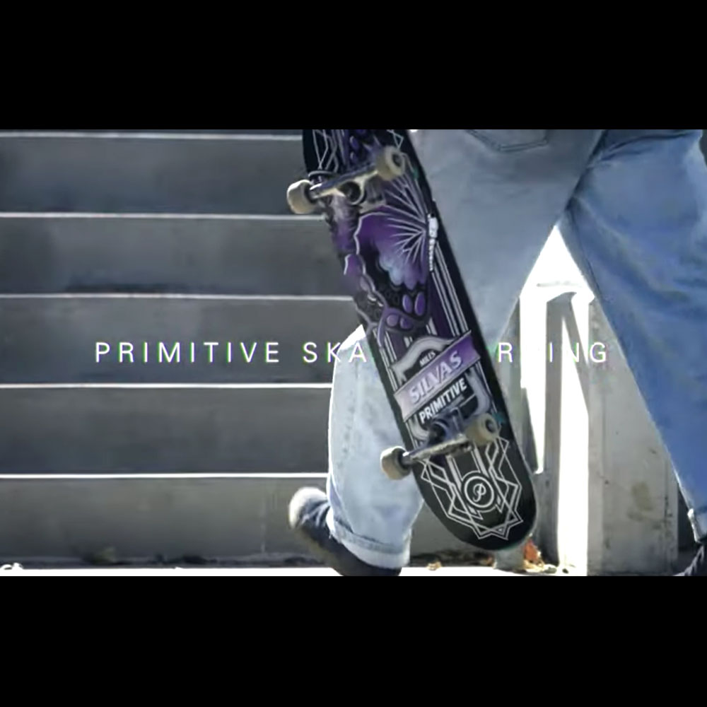 PRIMITIVE (プリミティブ スケートボード) : WELCOMES MILES SILVAS