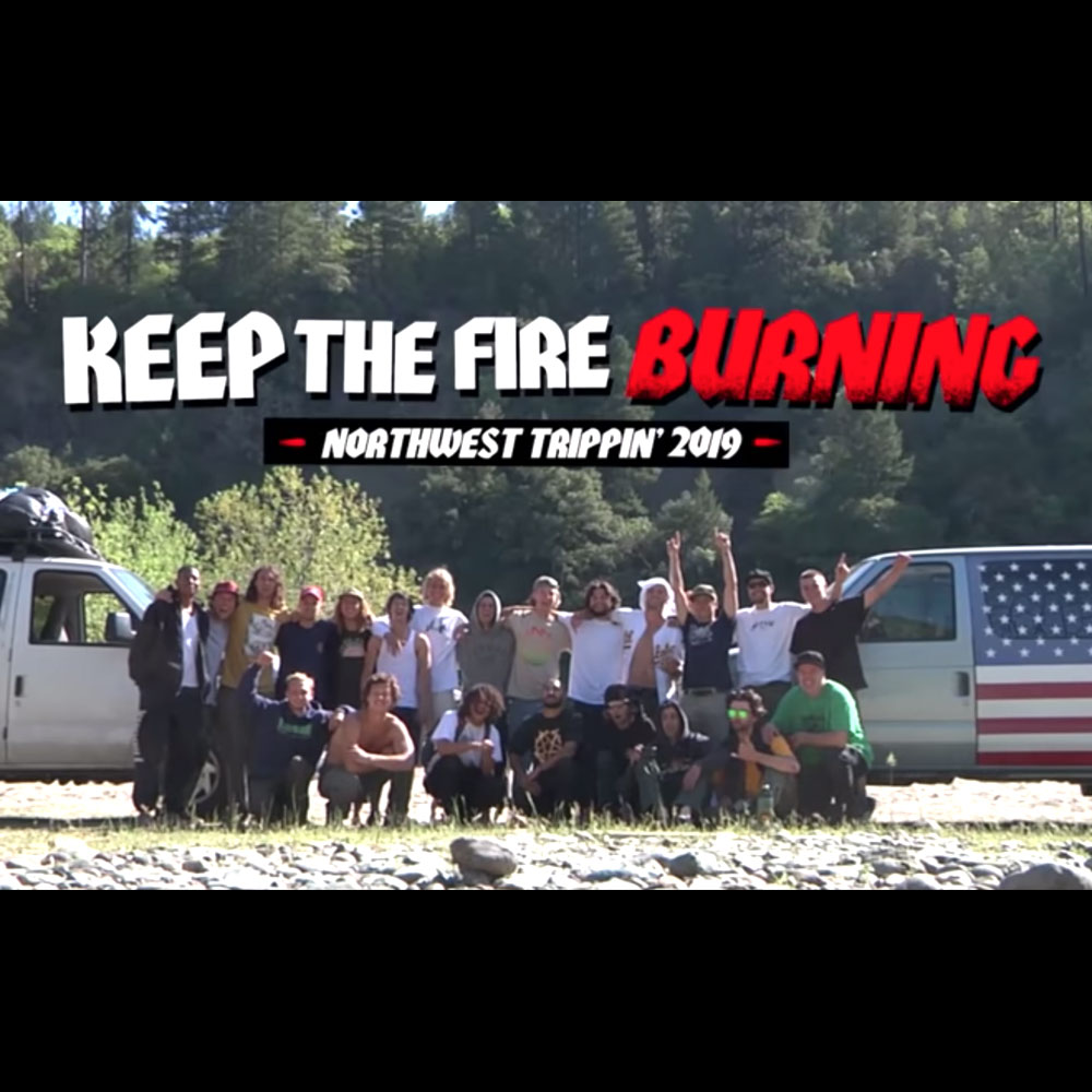 SPITFIRE WHEELS (スピットファイヤー ウィール) : KEEP THE FIRE BURNING