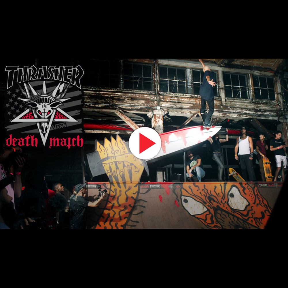 DEATH MATCH NYC 2019 VIDEO