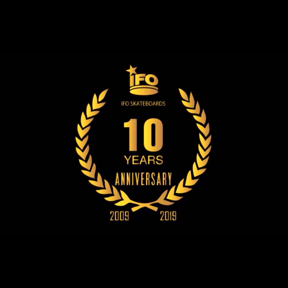 IFO (アイエフオー) : 10th ANNIVERSARY & PRO DECK RELEASING