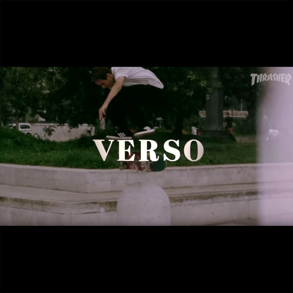 "MARK SUCIU : ""VERSO"" Part"