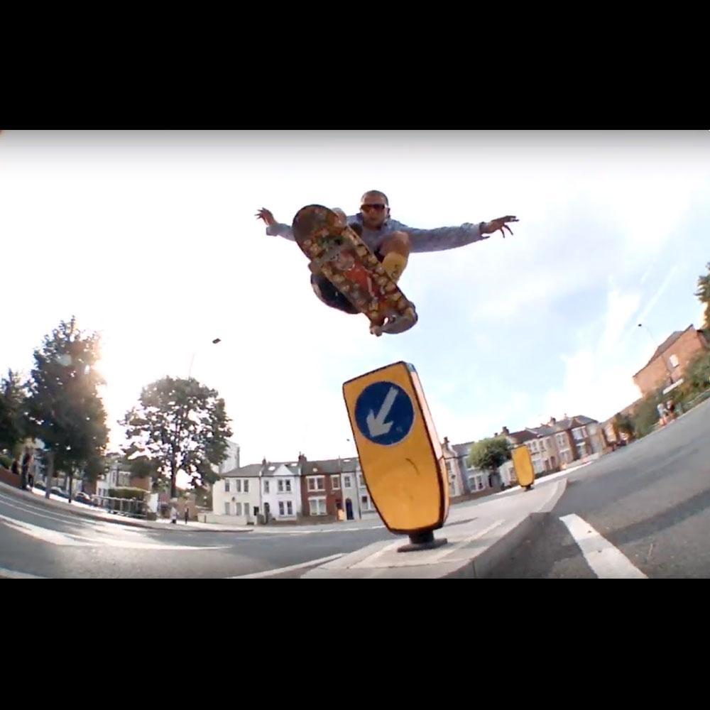 ADIDAS (アディダス)  から BLONDEY McCOY /// FREEDOM NINETEEN 映像が公開。