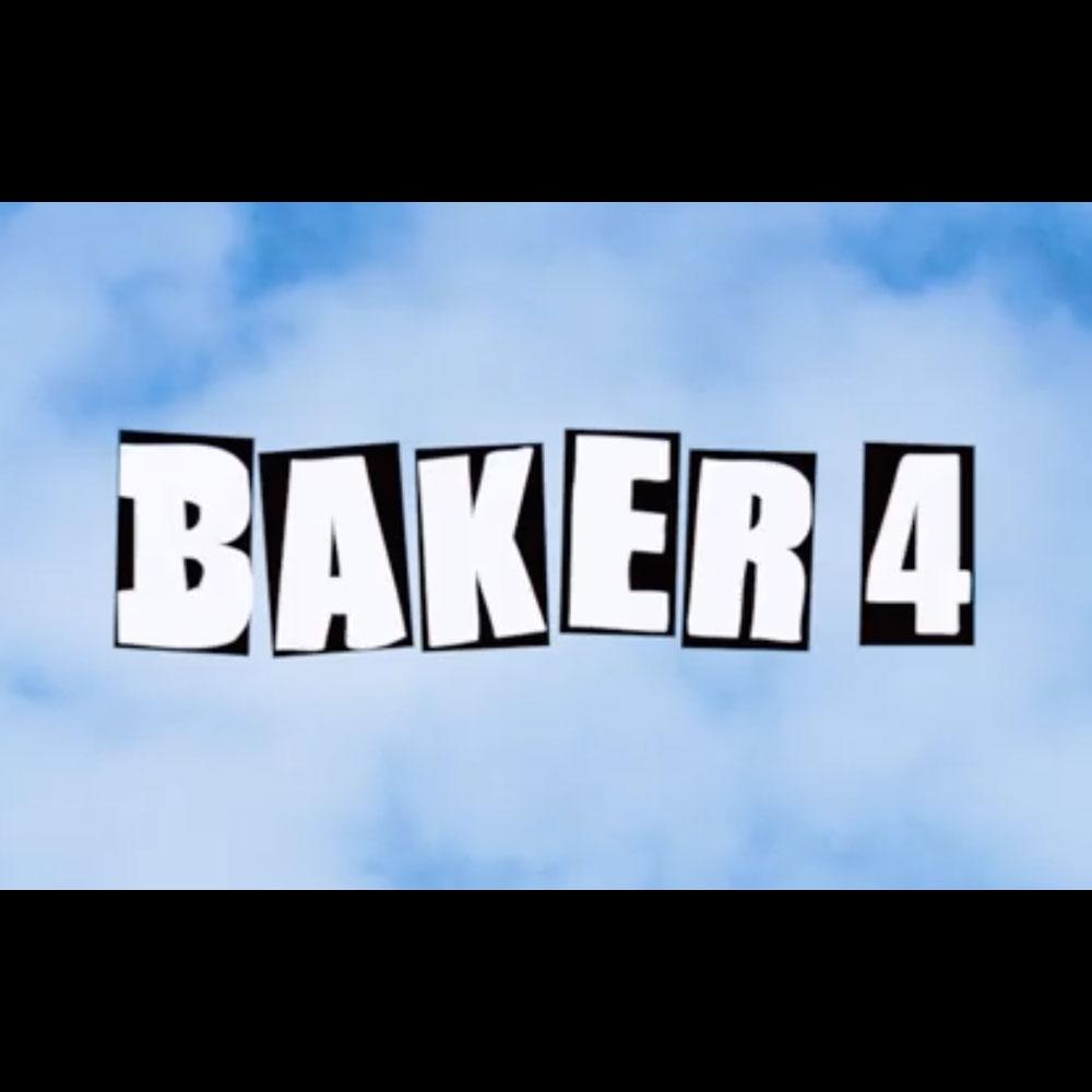 BAKER (ベイカー スケートボード) : BAKER 4 VIDEO