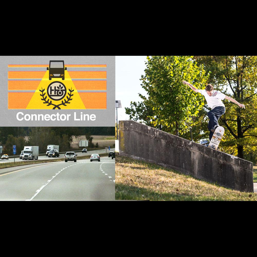 HABITAT (ハビタット) から CONNECTOR LINE 映像が公開