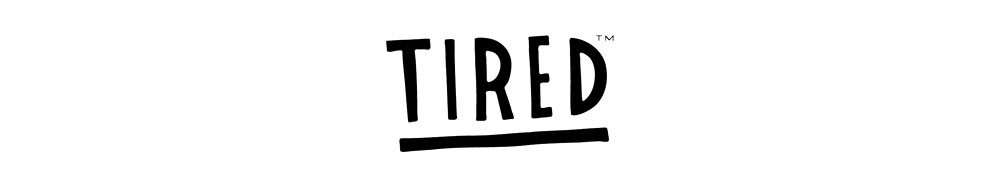 TIRED SKATEBOARDS, LOGO