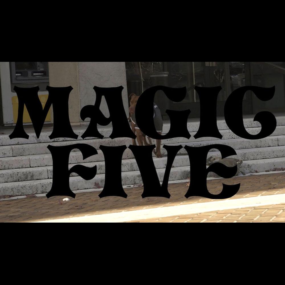 QUASI (クワージー) から、TYLER BLEDSOE (タイラー・ブレッドソー) の映像 MAGIC FIVE が公開
