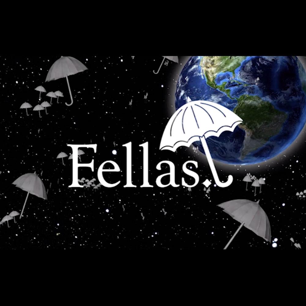 "HELAS (ヘラス) のDVD ""FELLAS"" DISC TWO 映像が公開"