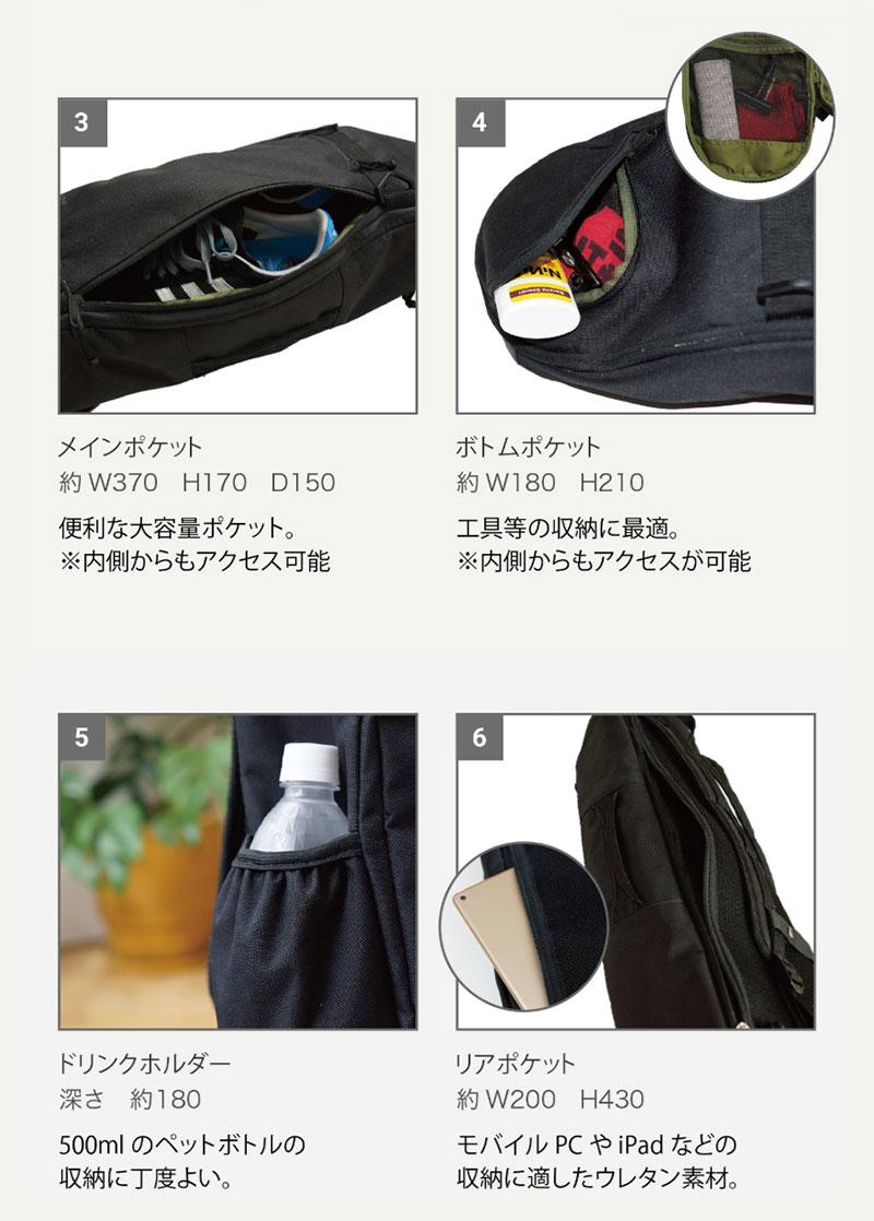 ESCAPO TOKYO, SKATEBOARD BAG, エスカポ トウキョウ, スケートボード バッグ