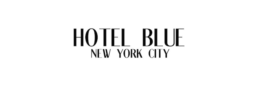 HOTEL BLUE SKATEBOARDS, ホテル ブルー スケートボード, LOGO