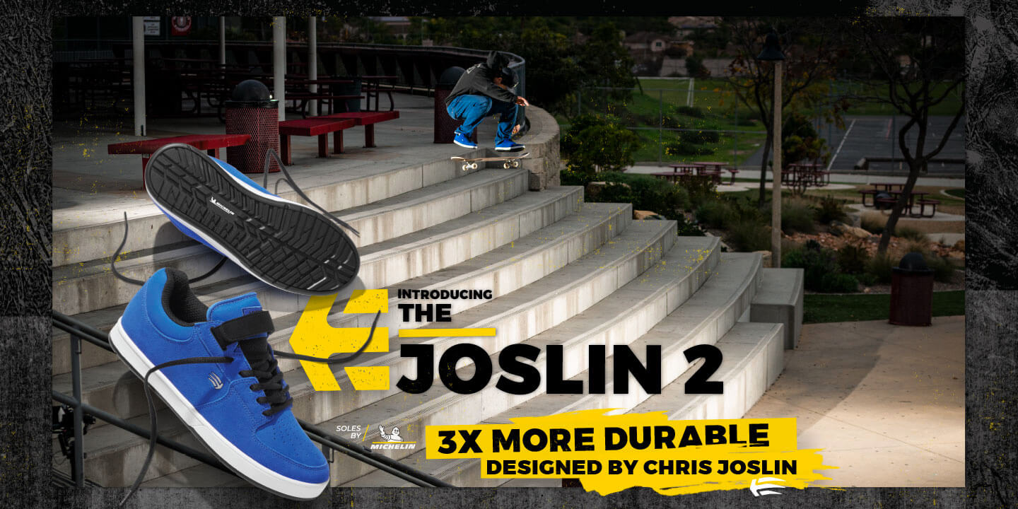 ETNIES THE JOSLIN 2 CHRIS JOSLIN エトニーズ シューズ