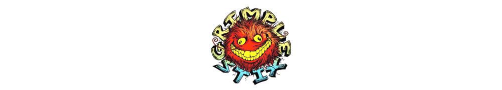 GRIMPLE STIX, LOGO, グリンプル スティックス
