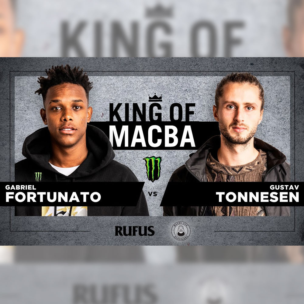 KING OF MACBA 2020 : FINAL – GABRIEL FORTUNATO vs GUSTAV TONNESEN