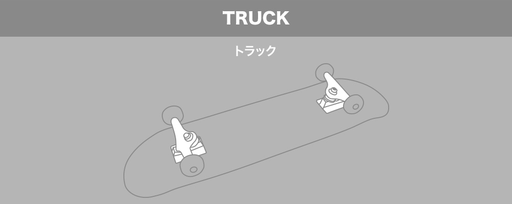 【TRUCK・トラック】とは?
