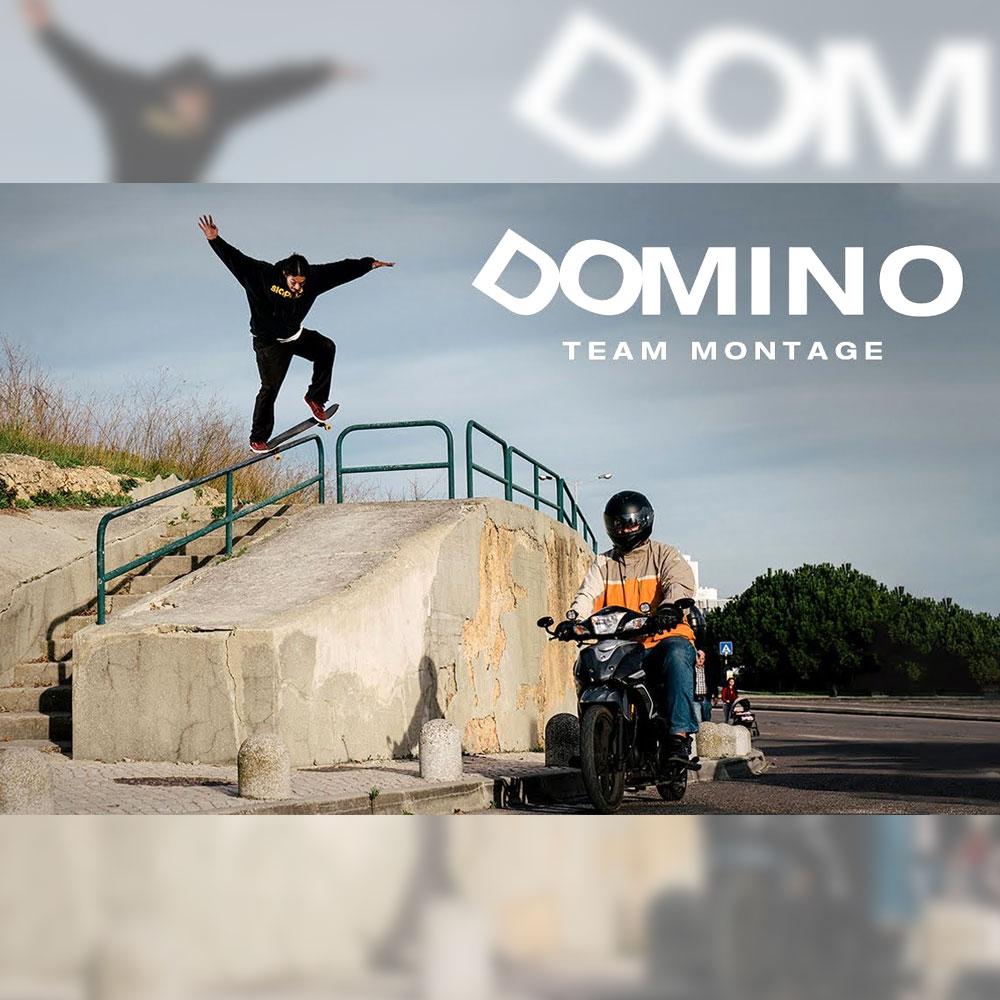"""DC SHOES (ディーシー シューズ) から、ヨーロッパで収録した映像 """"DOMINO / TEAM MONTAGE"""" が公開"""