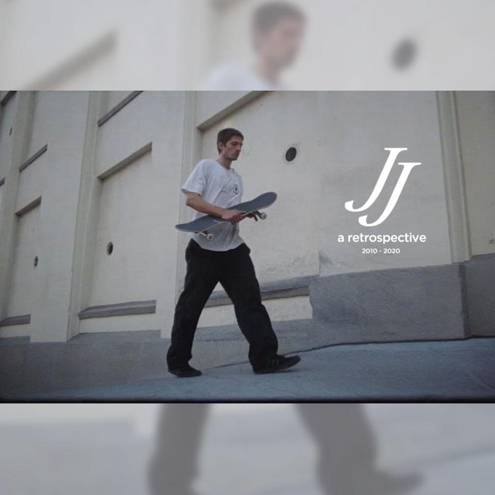 """JAKE JOHNSON (ジェイク・ジョンソン) の2010年から2020年までの映像集 """"JJ – A RETROSPECTIVE"""" が公開"""