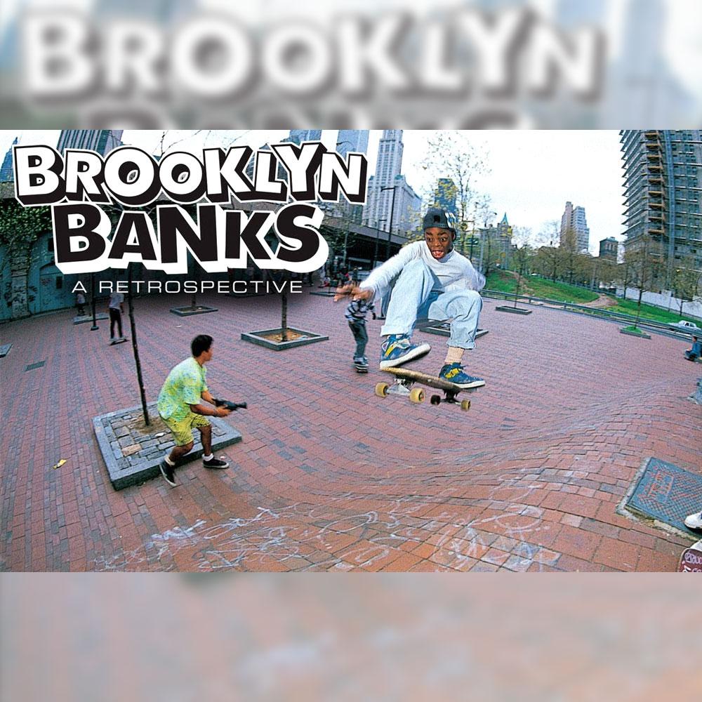 フィルマー、R.B. UMALI  が ニューヨーク・ブルックリンバンクスをフィーチャーした映像が公開