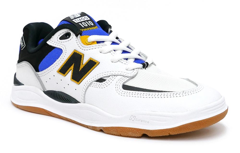 NEW BALANCE NUMERIC, NM1010, TIAGO LEMOS, WHITE