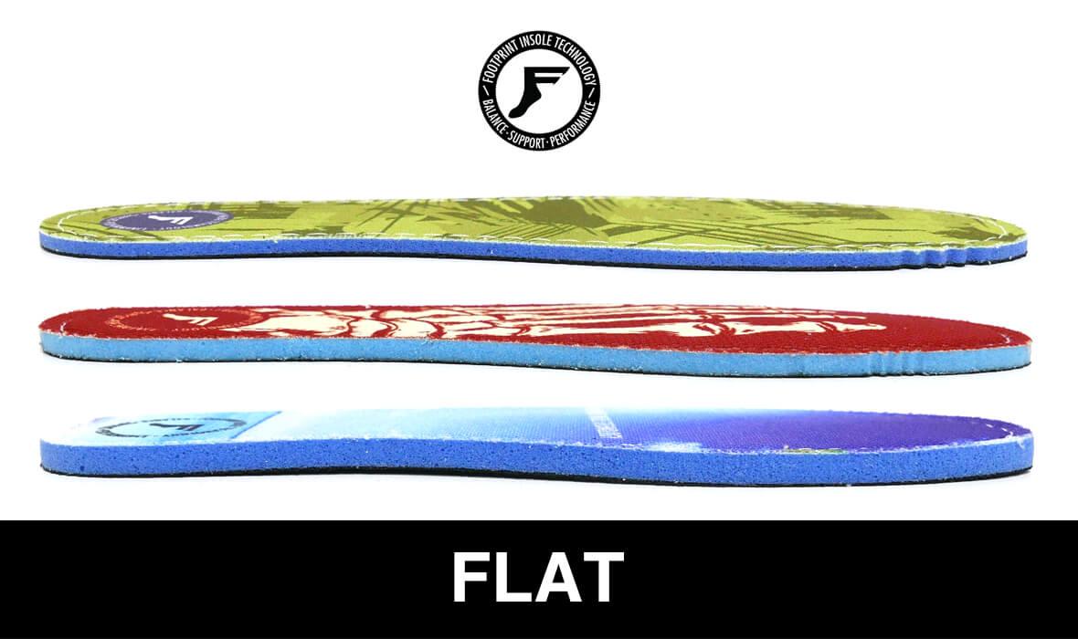 FOOTPRINT フットプリント インソール FLAT