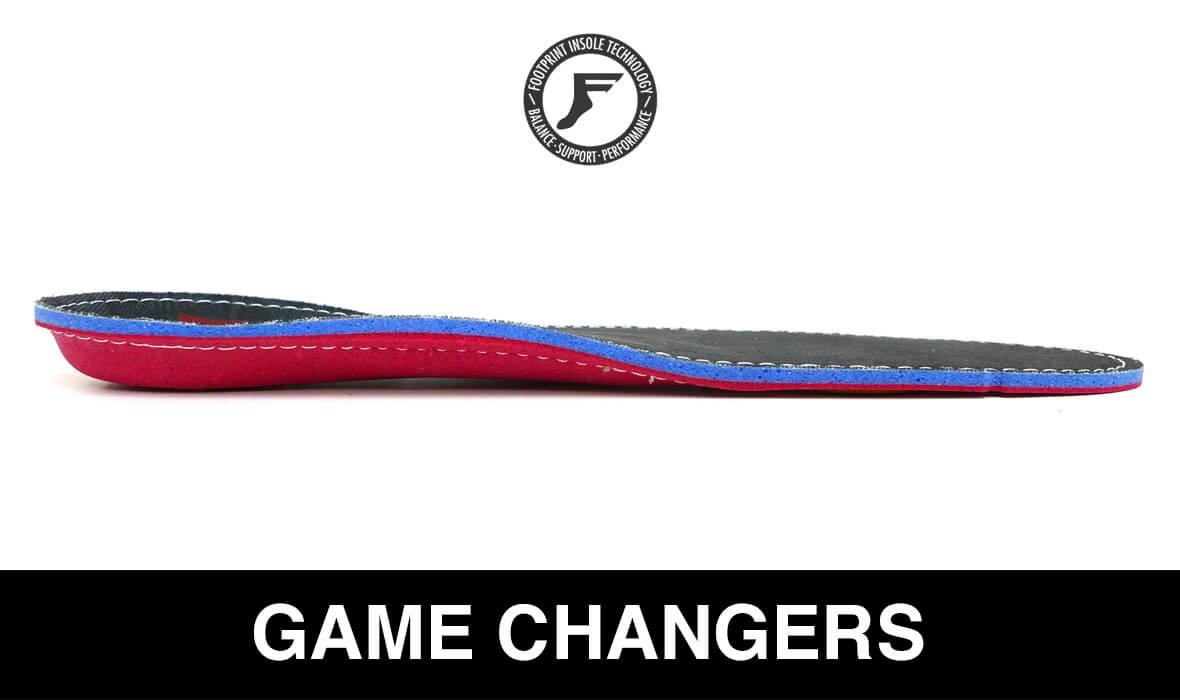FOOTPRINT フットプリント インソール GAME CHANGER