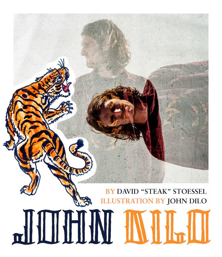 JOHN DILORENZO, BOSS FIGHT, INTERVIEW